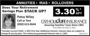 Catholic Life Insurance