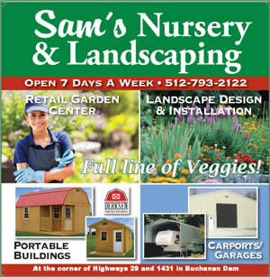 Sam's Nursery and Landscaping