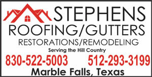 Stephens Roofing/Gutters